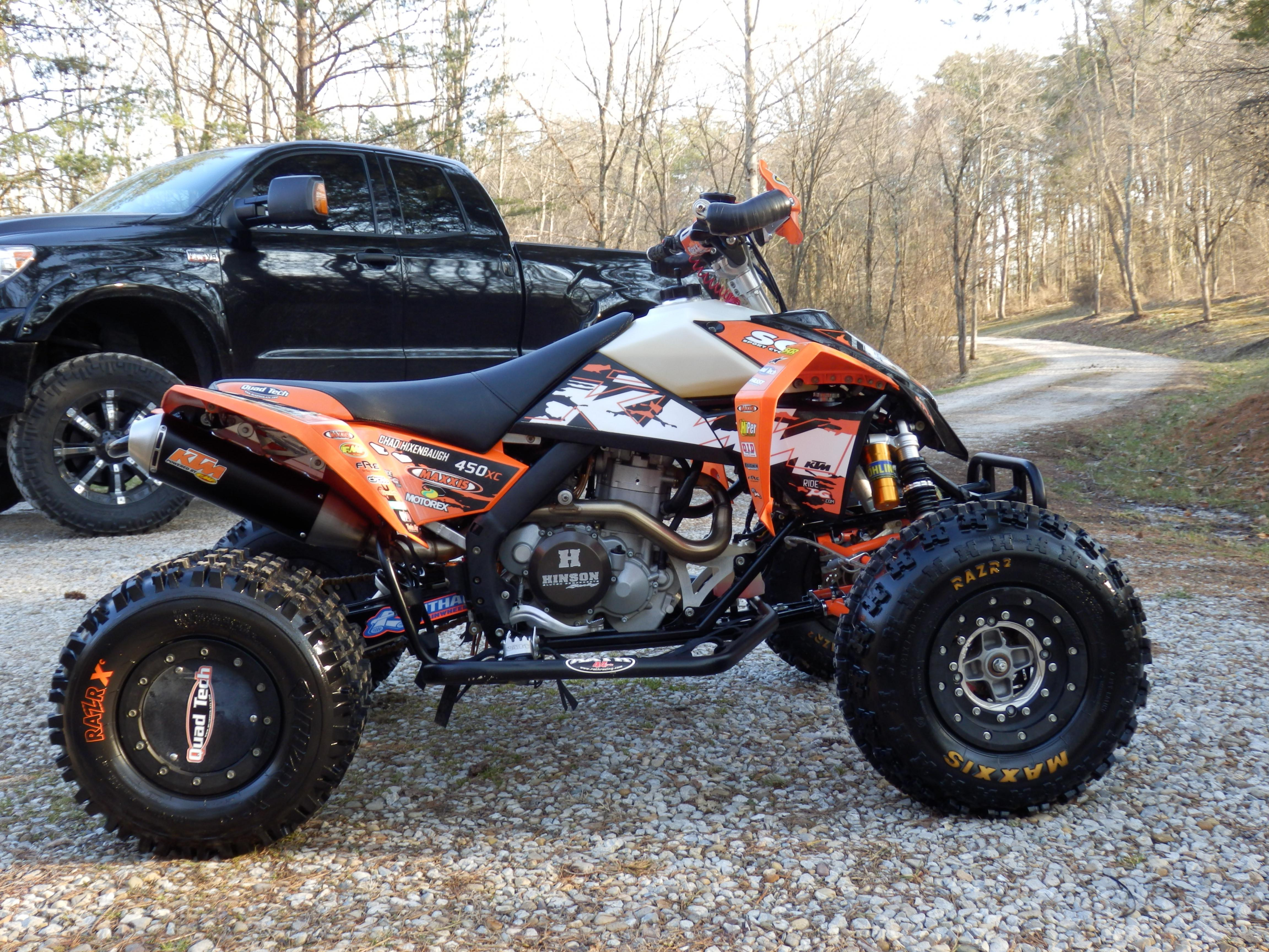 ktm 450 xc.this is the real deal! $7500.00
