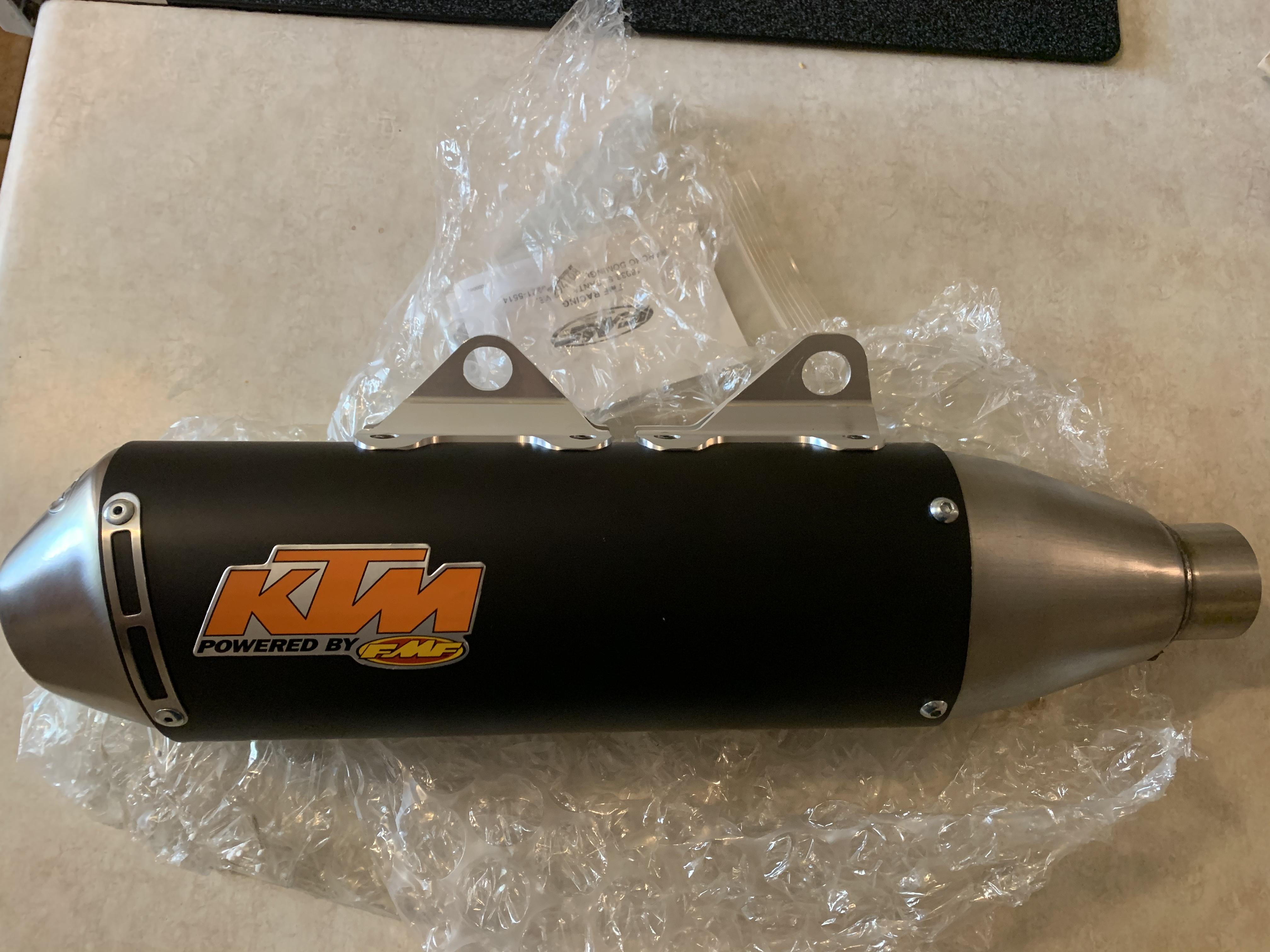 KTM Factory Powerparts FMF Silencer 83505183000 NOS-04650c73-65e3-4a47-b55c-41cc5d8c6d68_1583600051533.jpeg
