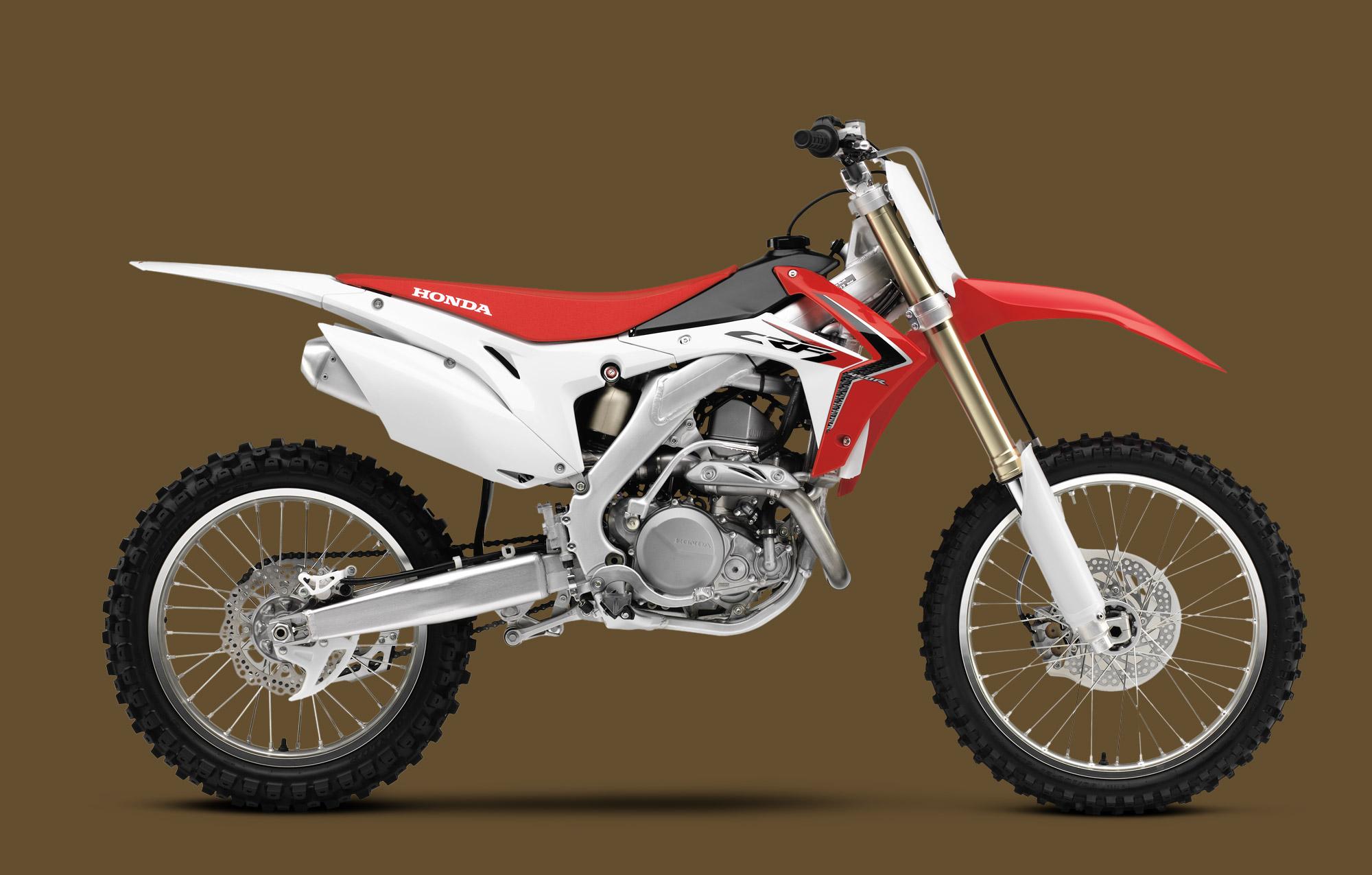 Ride Engineering 2013 Honda CRF450R - Motocross Feature Stories ...