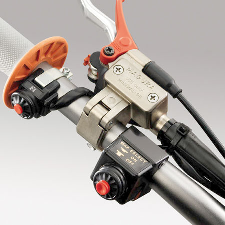KTM Map Select Switch