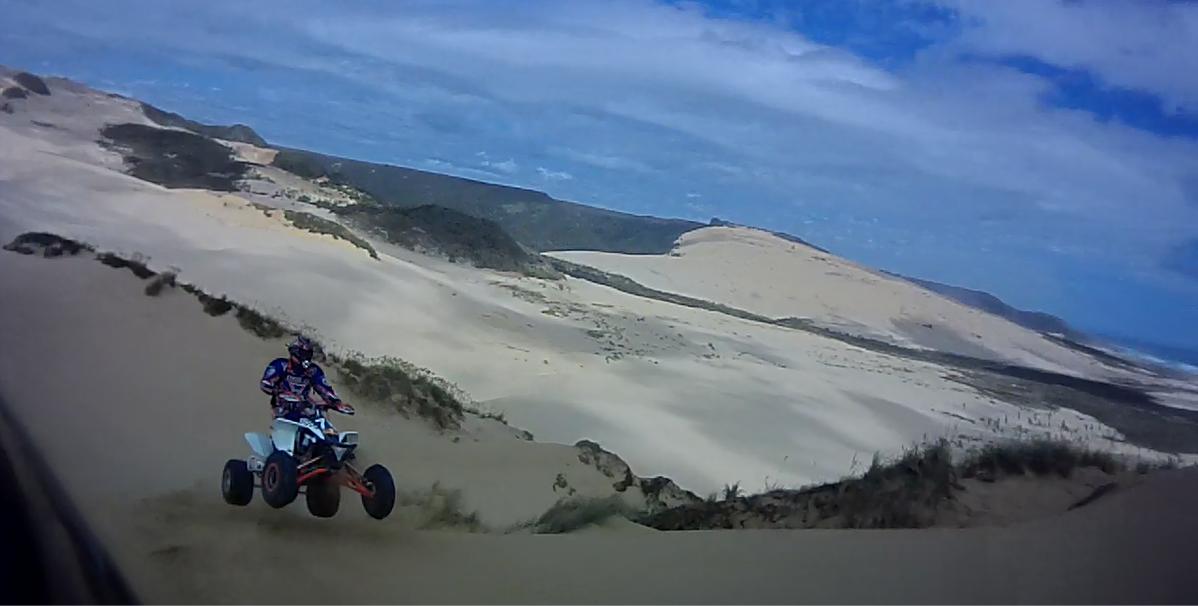 Ahipara New Zealand  City pictures : Ahipara sand dunes New Zealand craig1