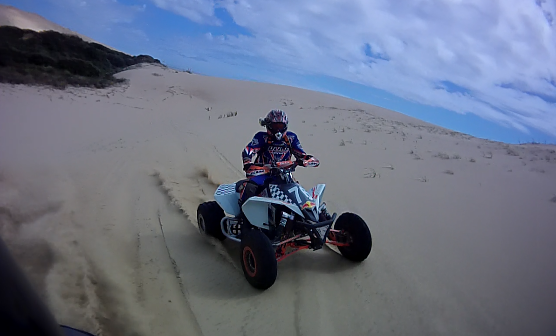 Ahipara New Zealand  city pictures gallery : Ahipara sand dunes New Zealand craig10