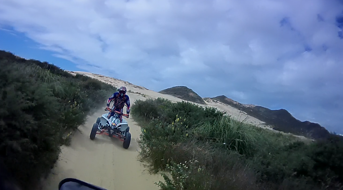 Ahipara New Zealand  City new picture : Ahipara sand dunes New Zealand craig11