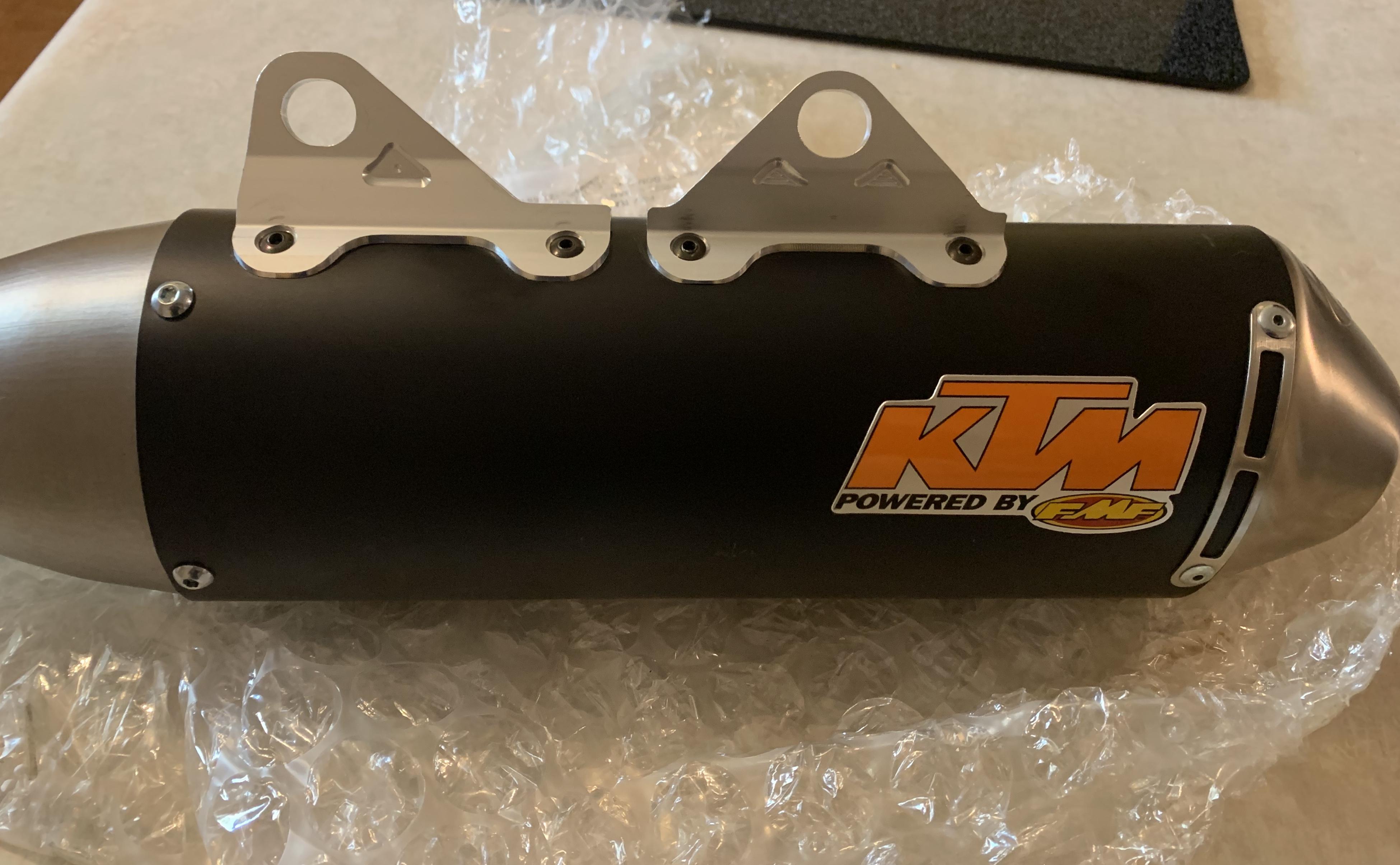 KTM Factory Powerparts FMF Silencer 83505183000 NOS-ecf30c72-5343-45bb-8693-96e34a84350b_1583600062940.jpeg