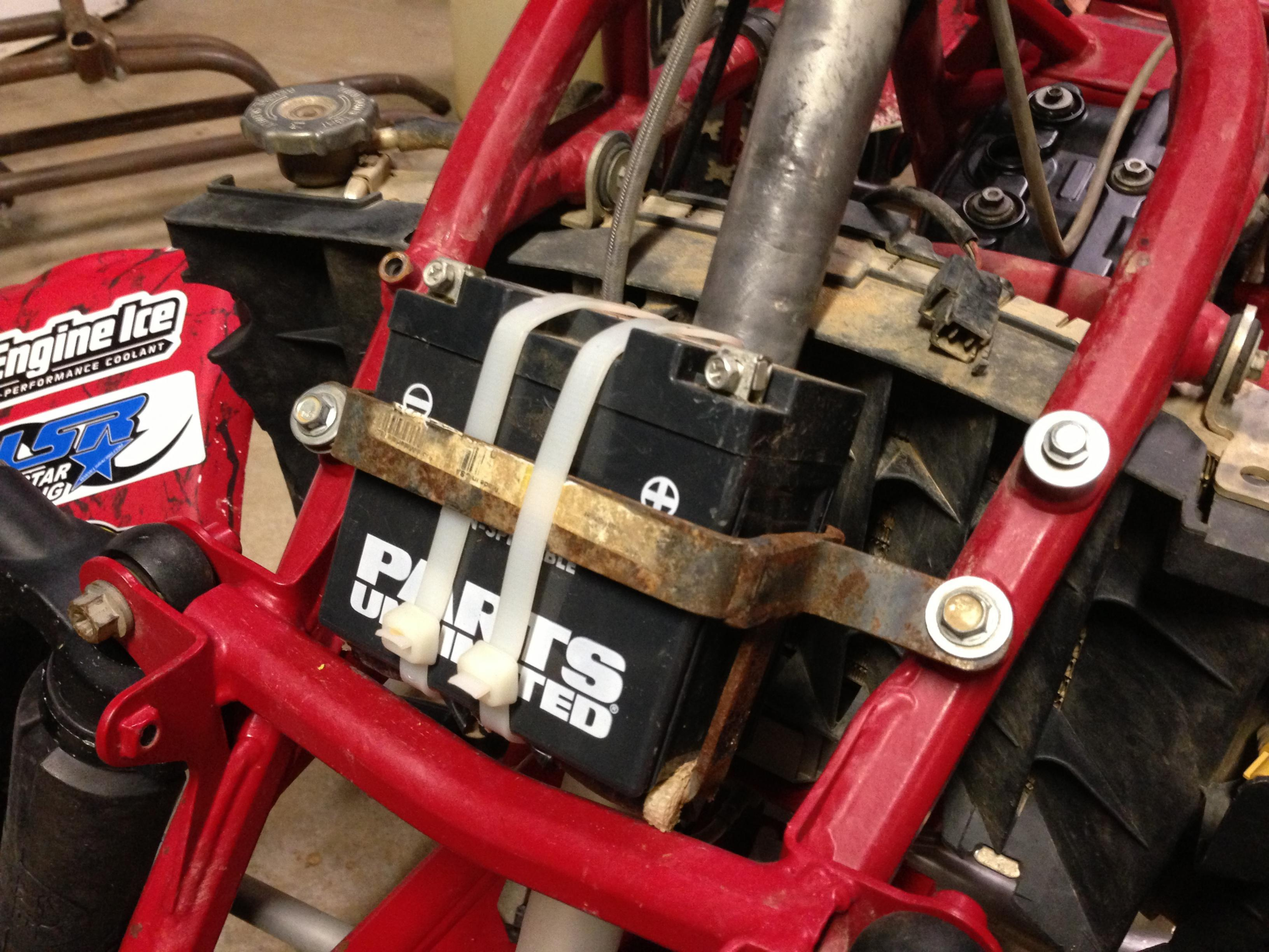 ... 09 sx engine, baldwin carb,wiring harness,Cdi, battery relocation box,  ...