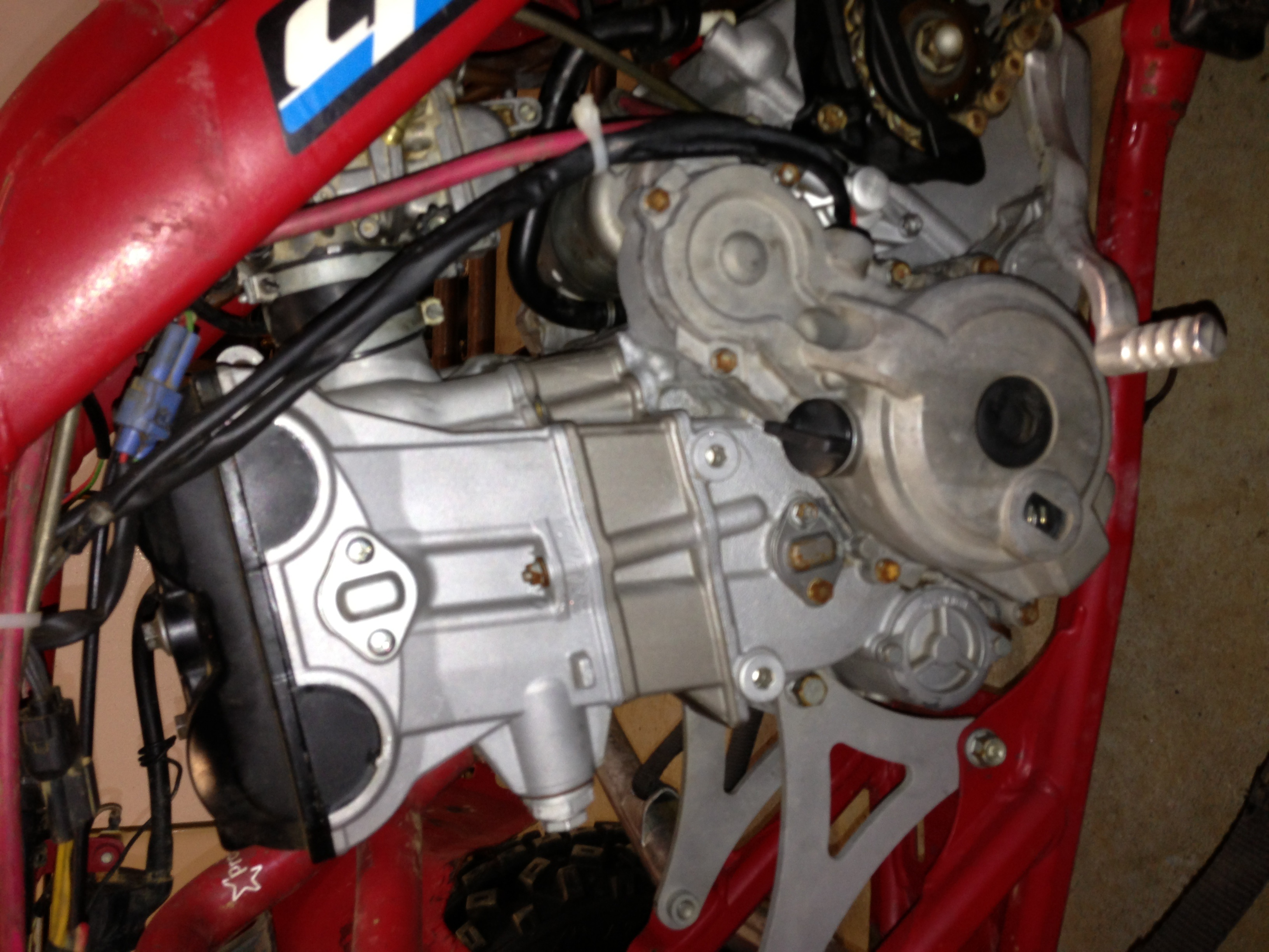 09 Sx Engine Baldwin Carbwiring Harnesscdi Battery Relocation Carburetor Wiring Harness Box