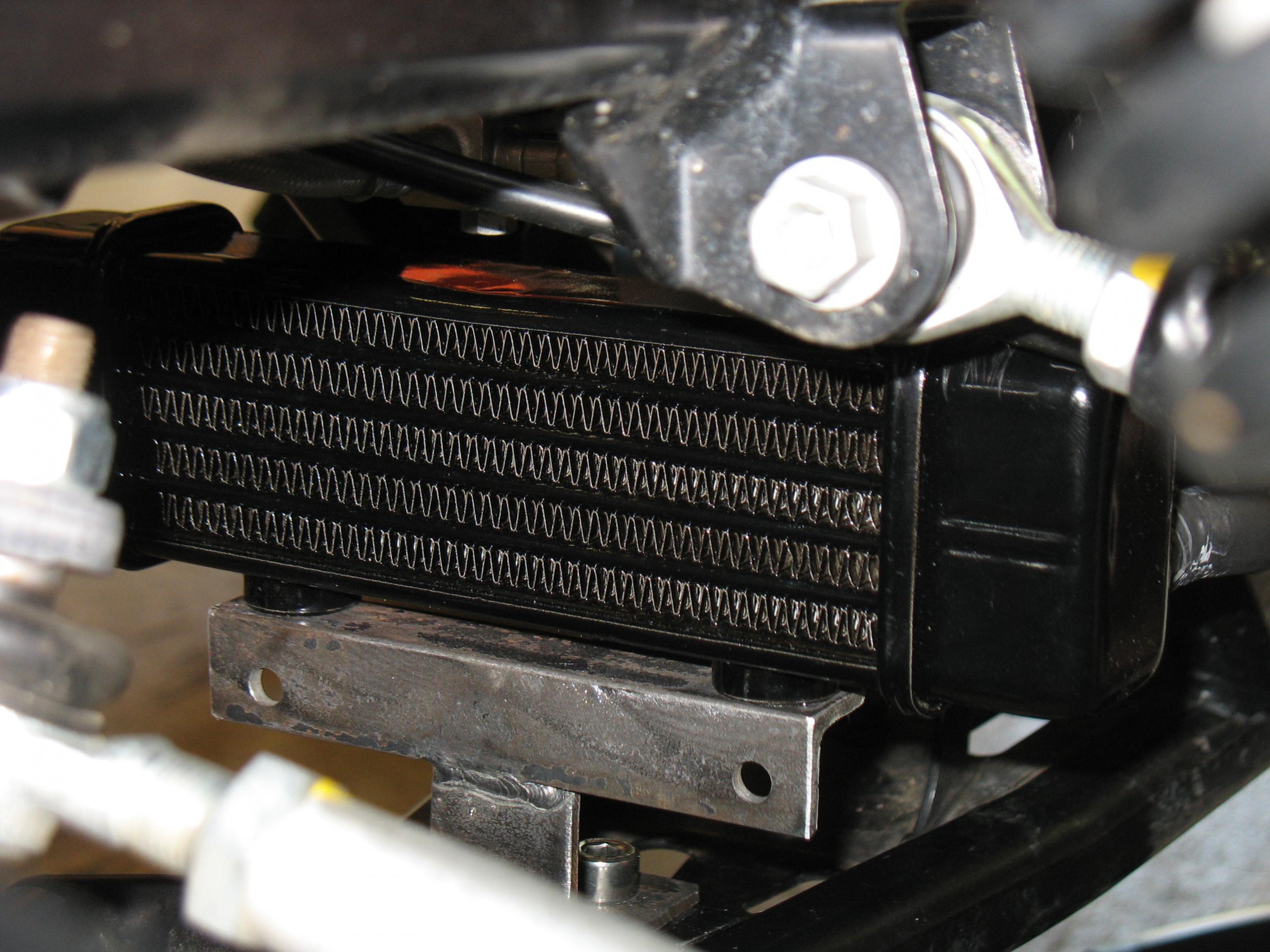 Ktm Oil Cooler Adapter
