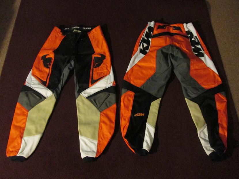 Brand new ktm pants 2 pair all weather set-img_0321.jpg