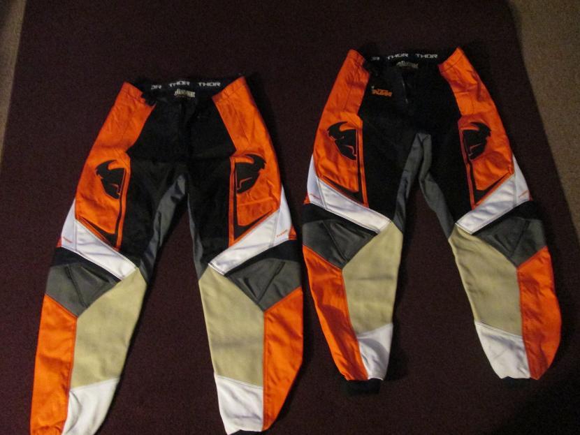 Brand new ktm pants 2 pair all weather set-img_0325.jpg