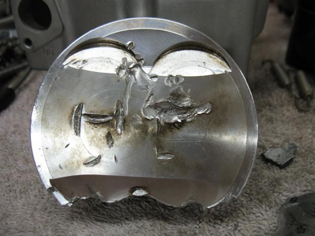 Cracked Cylinder