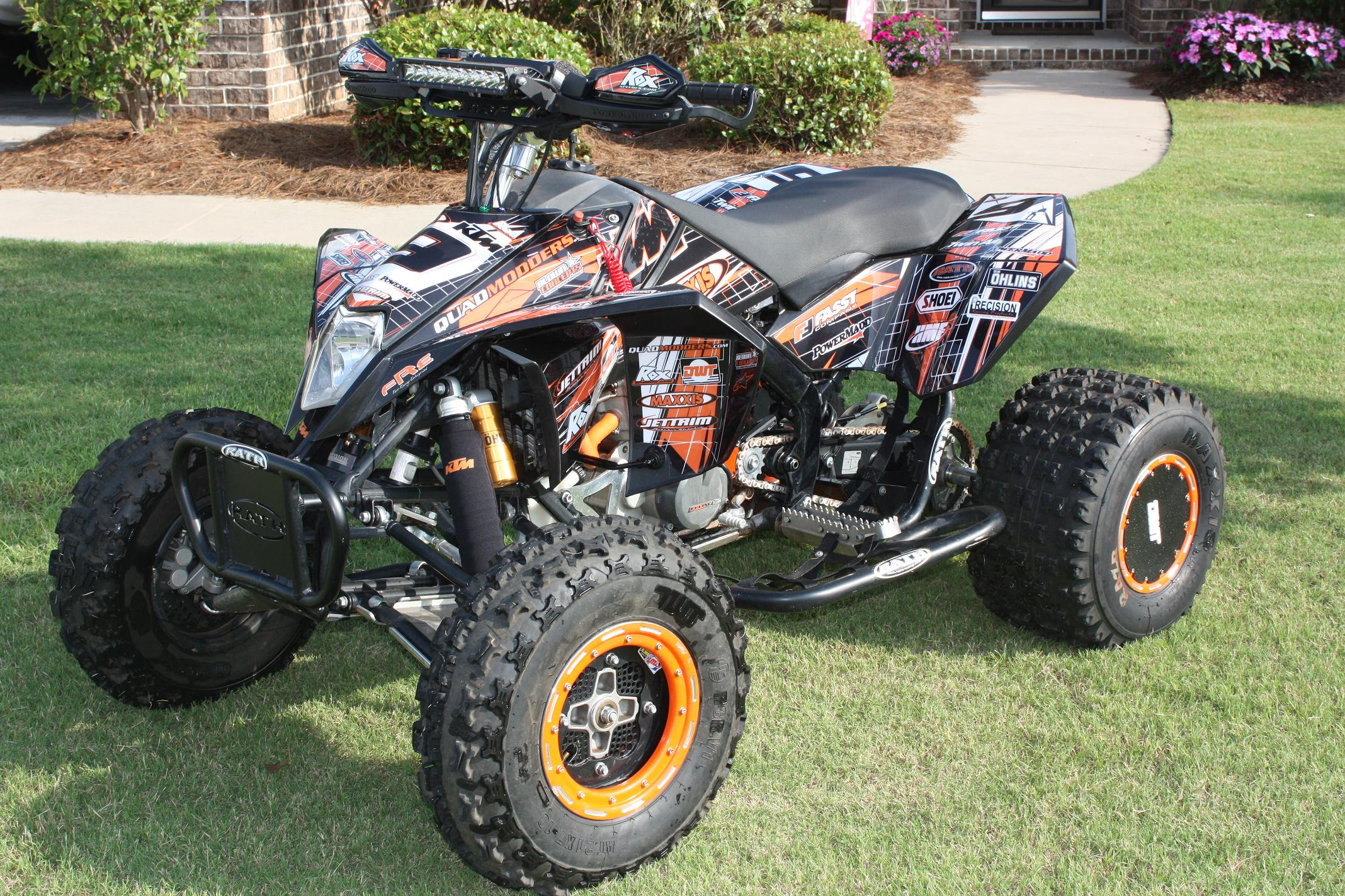 ktm 525xc built by tim farr and sam sheahan last year for sale. Black Bedroom Furniture Sets. Home Design Ideas