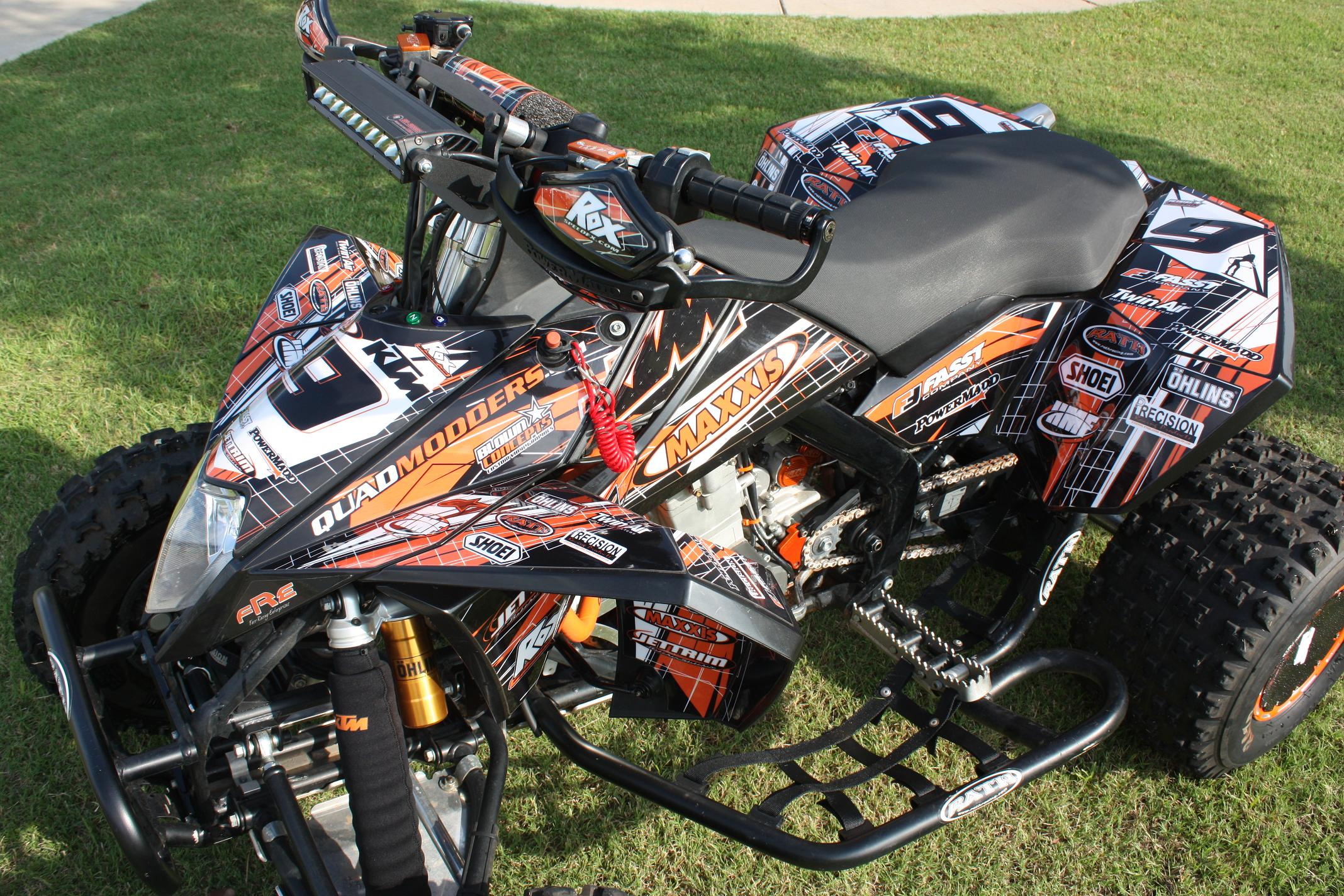 ktm 525xc builttim farr and sam sheahan last year, for sale!