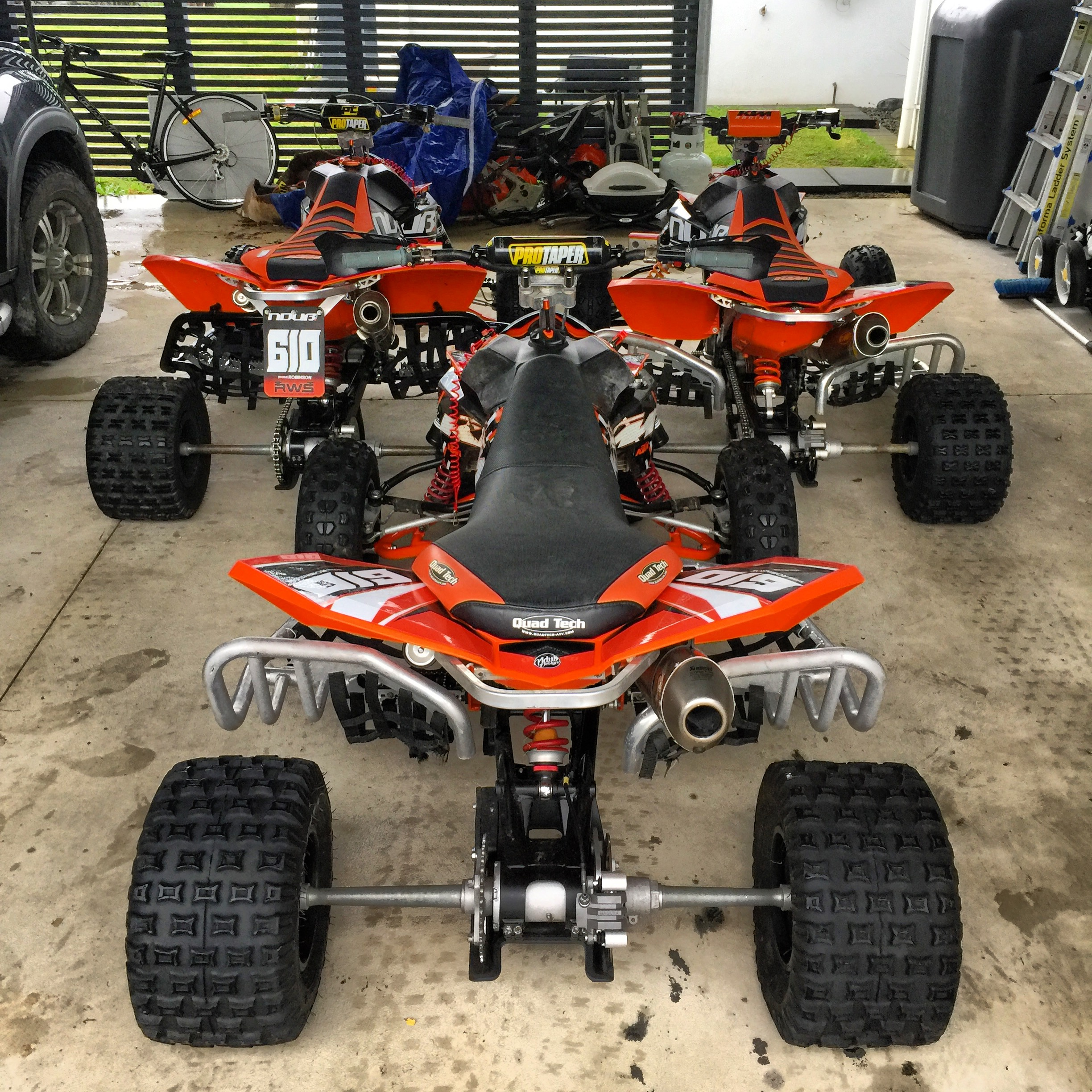 post pics of your ktm atv here!