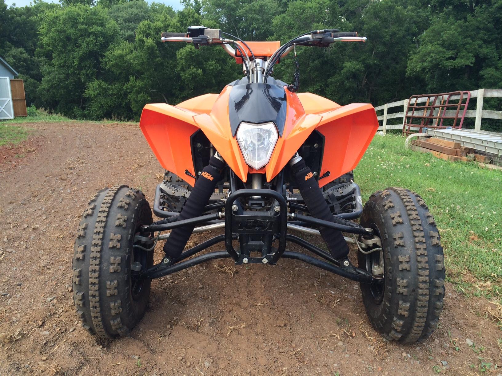 Used 2008 KTM 525 XC ATVs For Sale in Pennsylvania. | Ktm